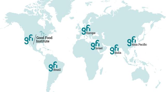 Good Food Institute around the world