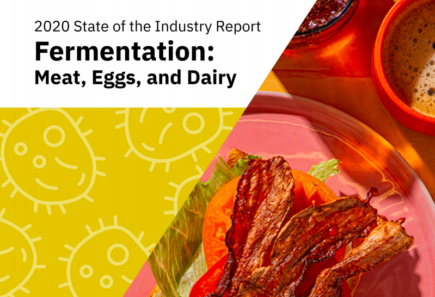 Fermentation state of the industry report