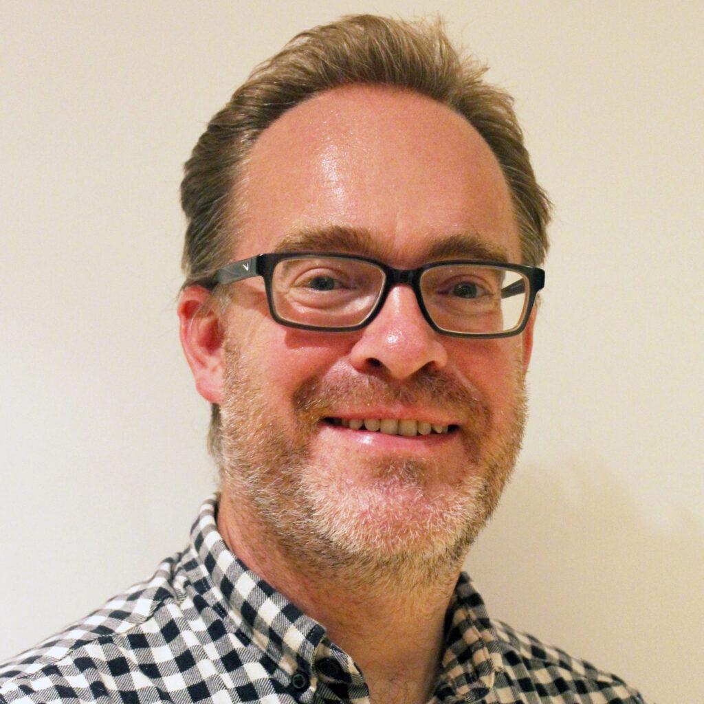 Conrad Astley, GFI Europe Communications Officer