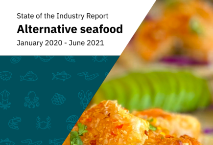Plant-based and Cultivated Seafood State of the Industry report